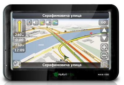 Navitel NX5100