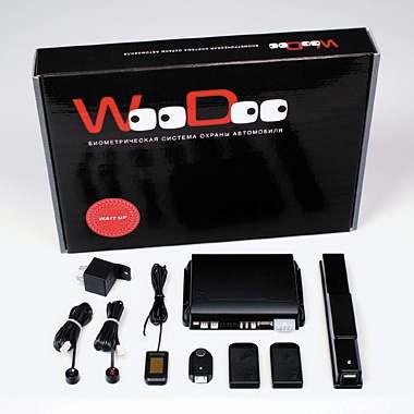 WOODOO WD-870