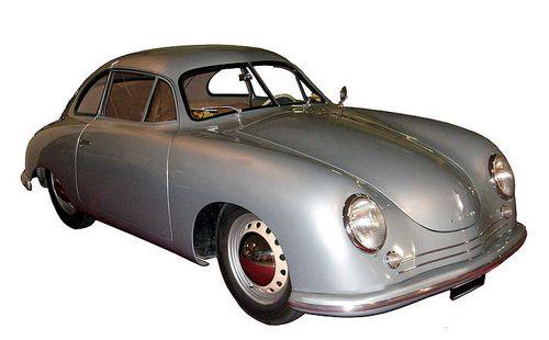Porsche 356 Pre-A 1948 года