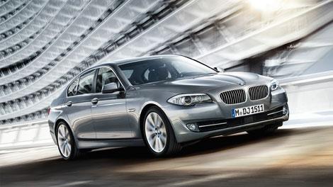 Новая 5-я серия BMW