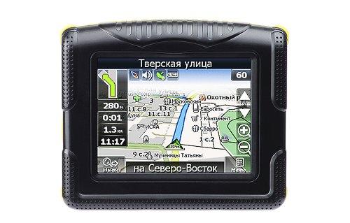 Neoline Moto - GPS навигатор для мотоциклистов