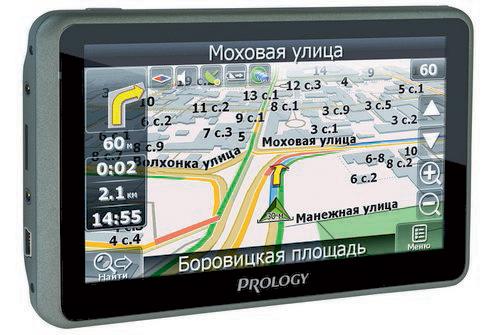 Навигатор Prology iMap-536ВT