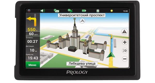 Автонавигатор Prology iMap-5400