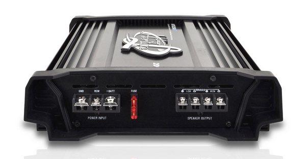 LANZAR HTG 258 BT – 2-канальный, 2х500/2х650 Вт RMS (4/2 Ом), 1х2000 Вт макс. (4 Ом, мост), Bluetooth