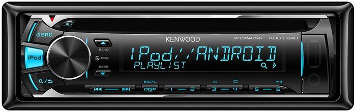 Kenwood KDC-364U