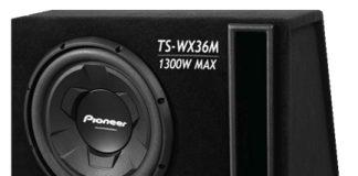 Pioneer TS-WX36M